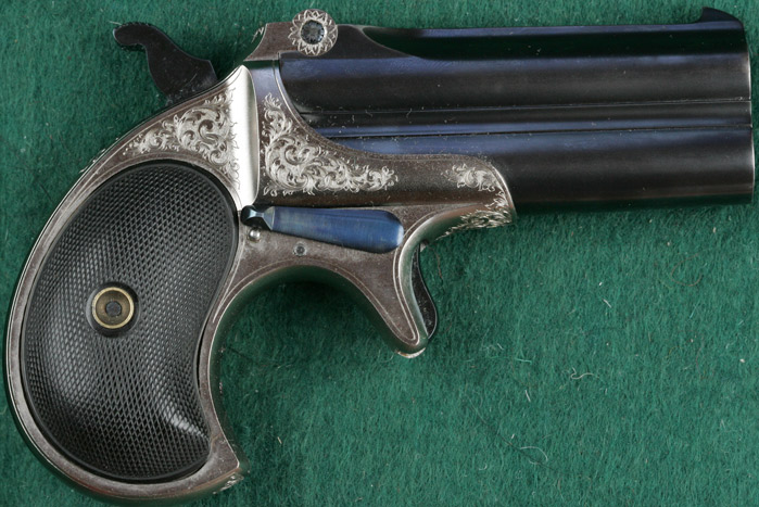 john madole engraved remington over