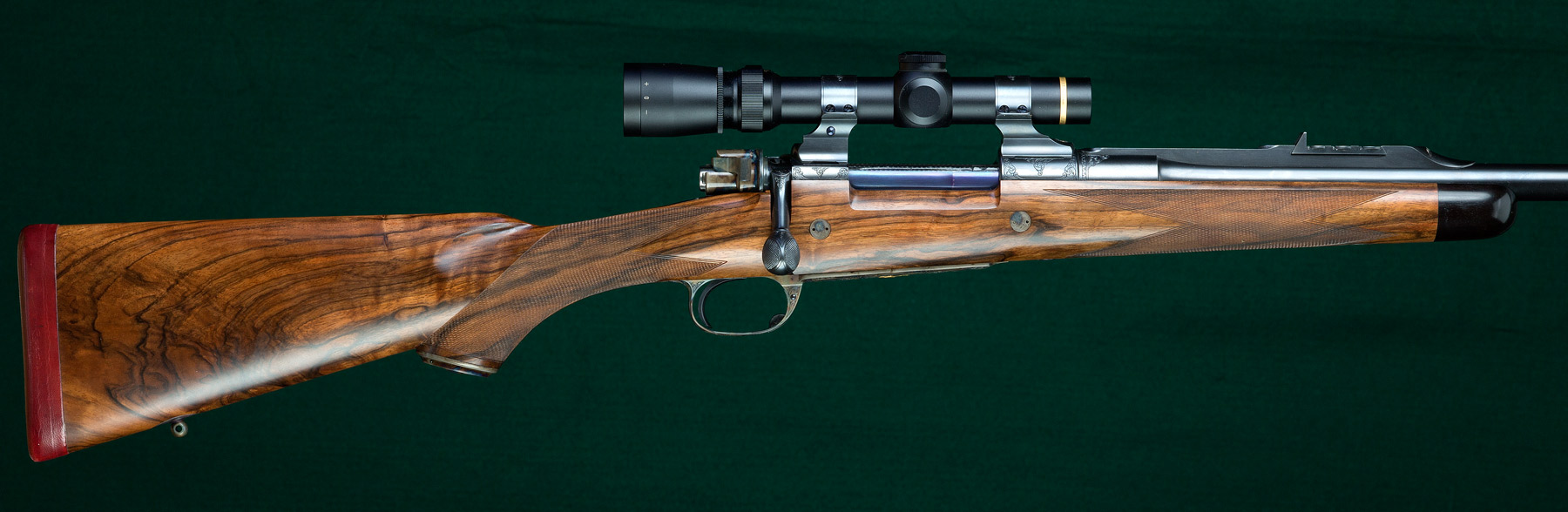 Historical Gallery of Fine Contemporary Magazine Rifles ...