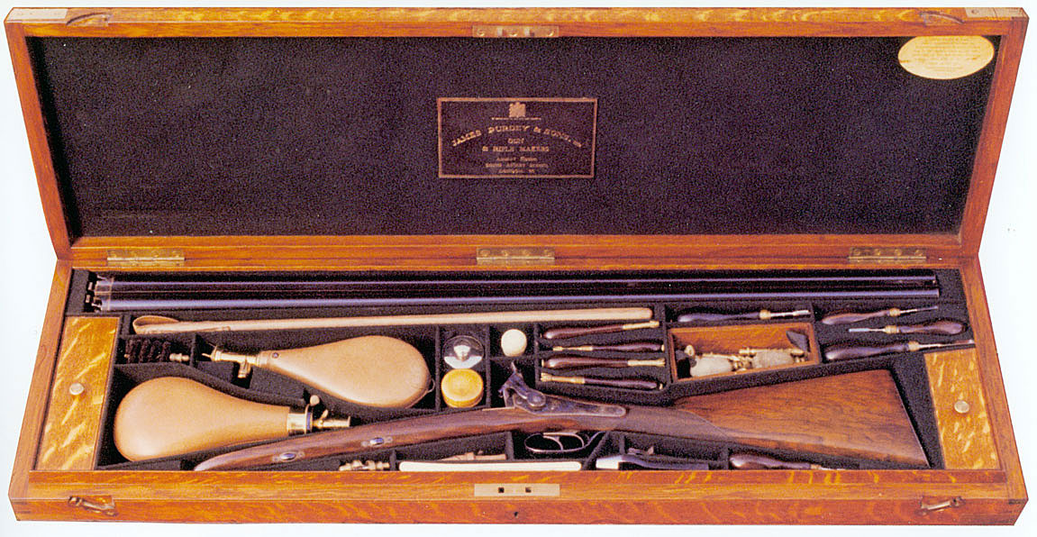 Historical Gallery Of Fine Antique Guns Handled By Hallowell